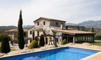 Casas rurales con encanto turismo rural santmarc berga barcelona catalunya - Cal closca ...
