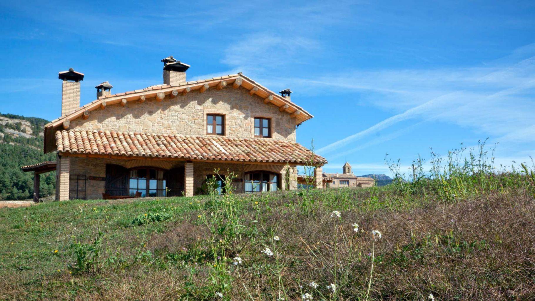 Casas rurales de lujo en espaa best esta with casas rurales de lujo en espaa casa rural - Casa rural luces y sombras ...