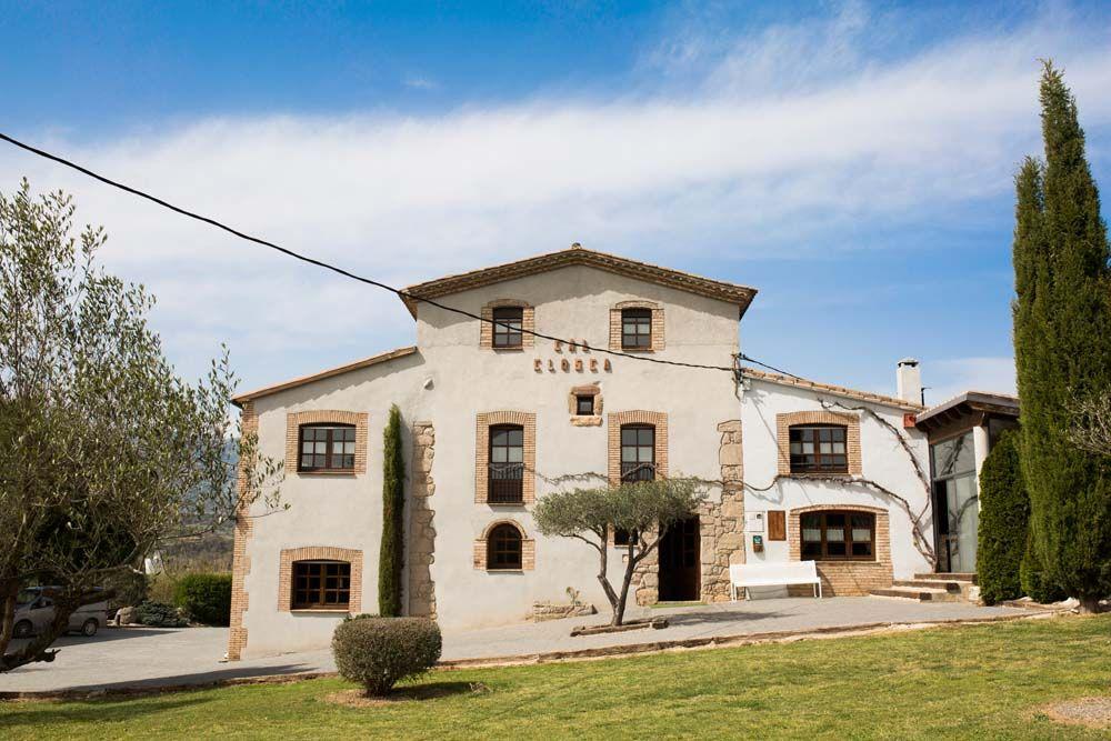 Casa rural con jacuzzi cal closca rural sant marc berga barcelona - Cal closca ...
