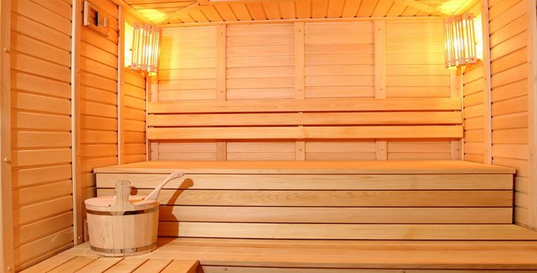 Baño Turco Hipertension:Sauna Health Training